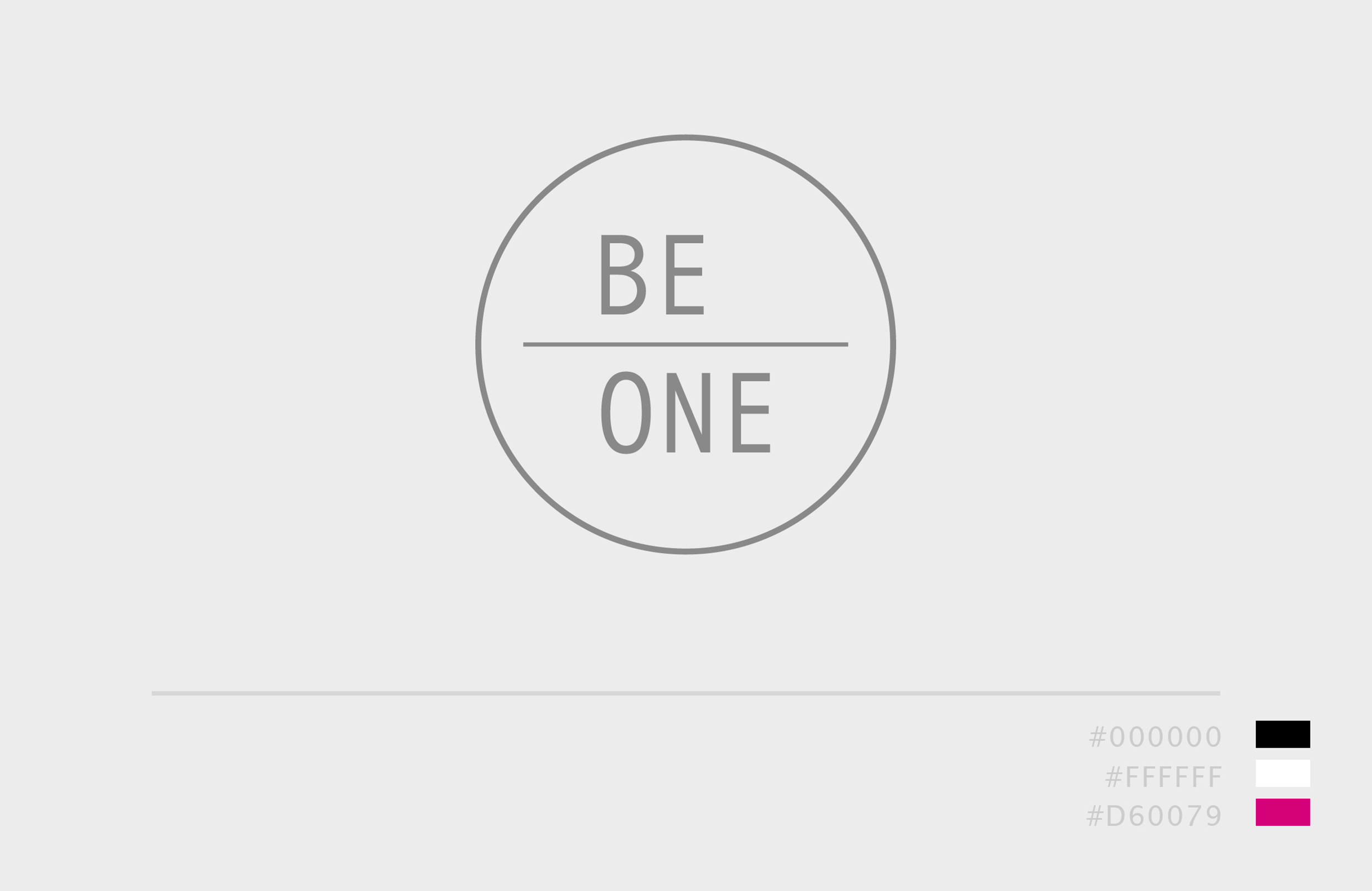 GEMINIWEB - IMAGE - STATIONERY - BE ONE - LOGO